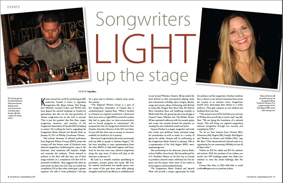 Songwriters article image
